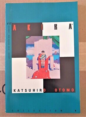 $ CDN50 • Buy Akira Collection Book / Volume 8, Full Color 1992 Epic Comics Edition