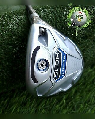 $ CDN94.70 • Buy Taylormade SLDR 15° Fairway 3 Wood Graphite Stiff #33937-3C38