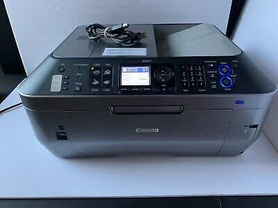 AU38.75 • Buy Canon PIXMA MX870 All-In-One Inkjet Printer FOR PARTS ONLY!!!!
