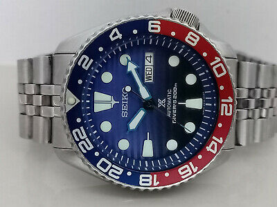 $ CDN133.20 • Buy Lovely Save The Ocean Mod Seiko 7s26-0020 Skx007 Automatic Mens Watch 763813