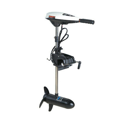 AU264 • Buy 65lbs Electric Trolling Motor Engine Inflatable Outboard Motor Boat Engine 660W