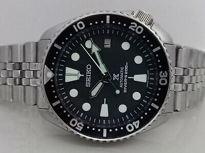 $ CDN70.60 • Buy Vintage Black Prospex Modded Seiko Diver 7002-7000 Automatic Men's Watch 557631