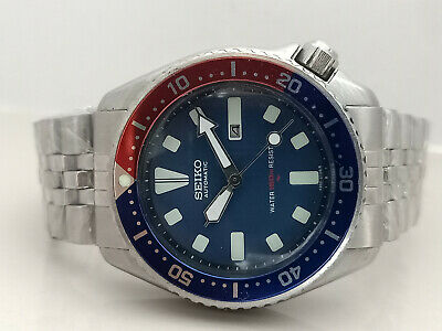 $ CDN109.69 • Buy Vintage Seiko Diver 4205-0152 Blue Face Automatic Ladies Watch 110095
