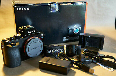 AU700 • Buy Sony A7s Digital Camera, Excellent + Boxed - Low Shutter Count