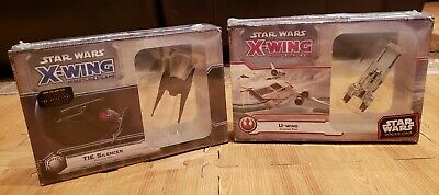 $ CDN63.13 • Buy X-Wing Miniatures TIE Silencer & U-Wing 1st Edition Brand New / Sealed