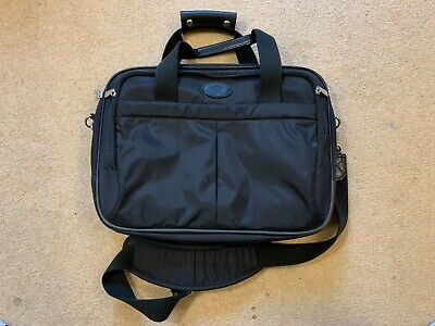 Mulberry Briefcase / Laptop / Computer Bag In Black • 20£
