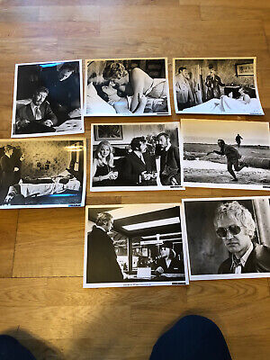 Get Carter Photo Stills / Front Oh House Photos From 1971 All Numbered • 50£
