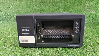 £20 • Buy Dell Powervault 110t Dlt4000 Tape Drive 344vw Scsi 68pin