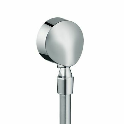 £19.99 • Buy Hansgrohe Fixfit Wall Outlet E With Non-Return Valve And Pivot Joint  - 27505000