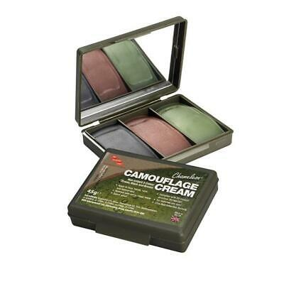 Camouflage Cream Face Paint ABF The Soldiers' Charity British Army Gifts Kids • 2£