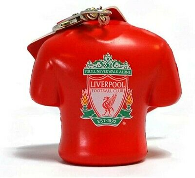 Liverpool Fc Stress Relief 3d Key Ring Ideal Gift - Official Club Product • 3.45£