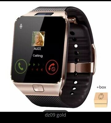 $ CDN20.56 • Buy Q18 Camera Smart Watch,Bluetooth,Waterproof GSM Phone For Android Samsung IPhone