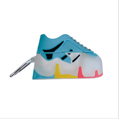 $ CDN20 • Buy 3D Case Noctilucent Sneakers Airpods Shockproof Earphone Cover For Airpods 1 2 3