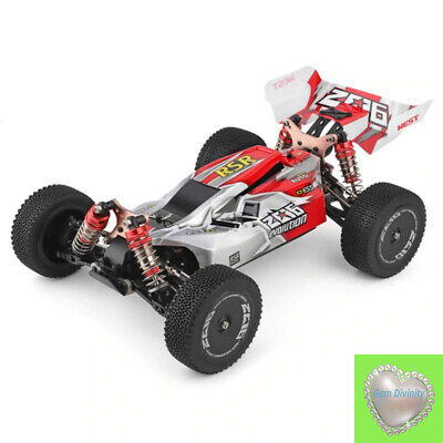 $ CDN240.63 • Buy  WLtoys 144001 2.4G Racing RC Car Competition 60 Km/h Metal Chassis 4wd Electric