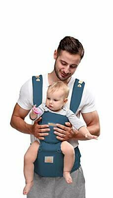 Baby And Child Carrier Hip Seat 6 In 1 Egornomic Designed Hands Free For All • 45.99£