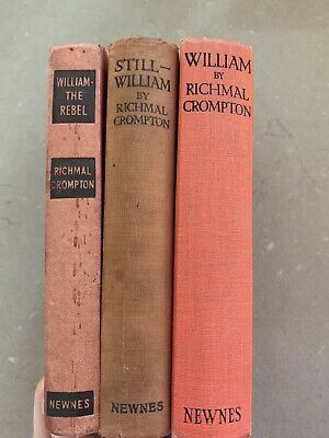 Newnes Richmal Crompton William Books Wyman And Sons • 6£