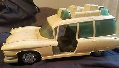 1984 Ecto 1 Ghostbusters Toy Incomplete Parts  • 34.72£