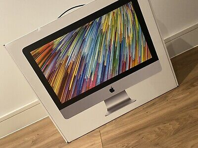2020 Apple IMac 21.5, Intel Core I5,  8GB RAM, 256GB SSD, 4K Silver • 1,450£