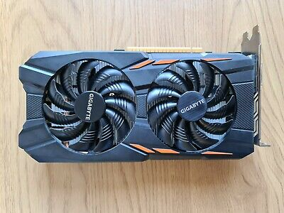 $ CDN317.18 • Buy GIGABYTE GeForce GTX 1050 TI Windforce OC 4GB GDDR5 Graphics Card (used)