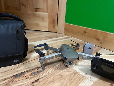 AU848.18 • Buy DJI Mavic Pro Platinum (WITH FLY MORE COMBO)