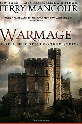 AU29.99 • Buy WARMAGE: BOOK 2 OF SPELLMONGER SERIES (VOLUME 2) By Terry Mancour