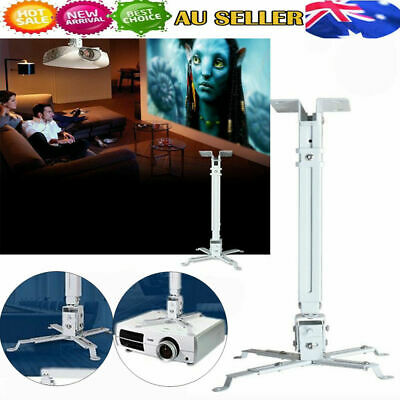 AU18.29 • Buy Adjustable Universal  DLP/LCD Projector Bracket Ceiling Mount Extendable Home In