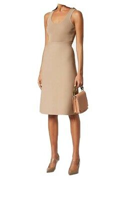 AU300 • Buy SCANLAN THEODORE Crepe Knit A-Line Skirt (small) RRP$400