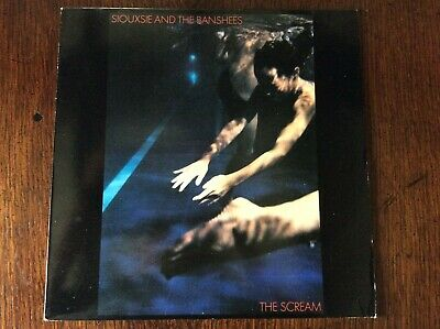 SIOUXSIE AND THE BANSHEES The Scream LP  POLD 5009, Vinyl, Album, Uk, 1978 MINT • 24.99£