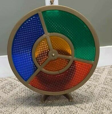 $ CDN63.12 • Buy Vintage Harmony House Colortone Electric Roto-Wheel For Christmas Tree