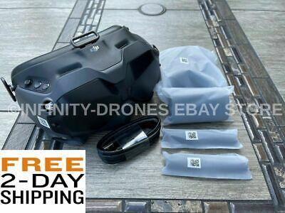 AU637.09 • Buy DJI FPV Drone Goggles Version 2 V2   ***NEW Without Retail Packing / Battery***