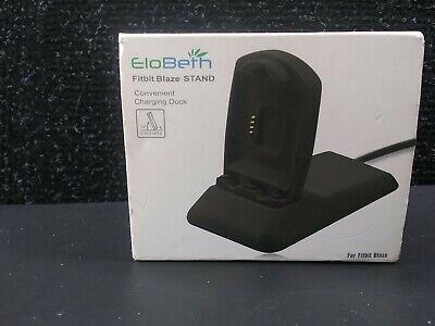 $ CDN10.80 • Buy For Fitbit Blaze Charger Charging Stand Replacement Cradle Dock Accessories 2in1