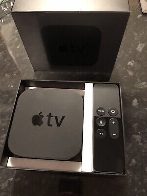 AU215.01 • Buy Apple TV HD 32GB 4th Generation A1625 Media Streamer