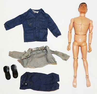 $ CDN12.56 • Buy GI Joe Vintage Action Pilot W/Dress Uniform 1965 Hasbro