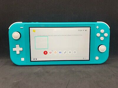 AU230.95 • Buy Nintendo Switch Lite (32GB) Console - Turquoise (AU-STOCK)