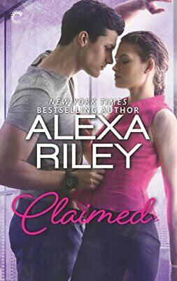 AU24.13 • Buy CLAIMED: A FOR HER NOVEL By Alexa Riley *Excellent Condition*