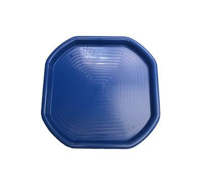 Small Mixing Tray Blue Sand Pit Childrens Activity Messy Play Nurseries School • 16.99£