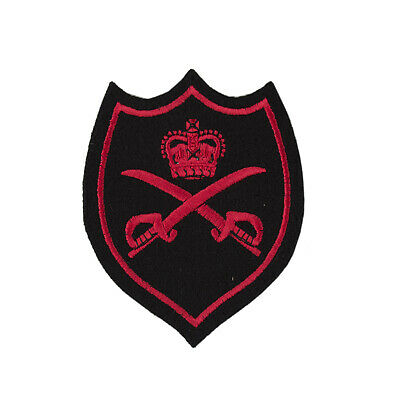 Physical Training Instructor (PTI) - NCO's And WO2 Army Badge • 6£