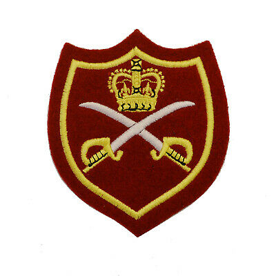 Physical Training Instructor (PTI) - Warrant Officer 1 (WO1) Army Badge • 6£