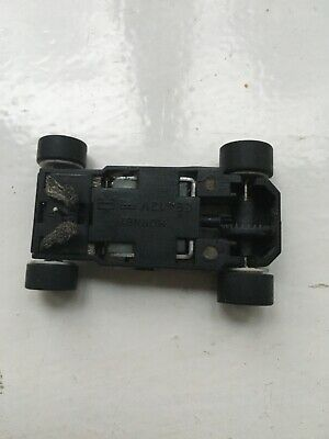Micro Scalextric F1 Chassis Engine Used But Track Tested Ready To Run • 4.99£
