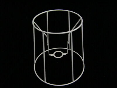 Tall Tapered Drum Wire Lampshade Frame  8  Base  • 6.90£