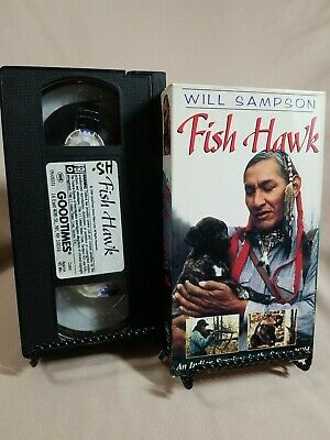 $ CDN3.62 • Buy Fish Hawk (VHS, 2002) Will Sampson, Charles Fields An Indian Survives In Wild
