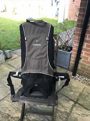 Little Life Cross Country Baby/toddler Hiking Carrier Backpack • 30£
