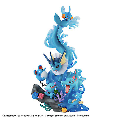 $202.35 • Buy Pre-order G.E.M.EX Series Pokemon Water Type DIVE TO BLUE Approx. 220mm Figure