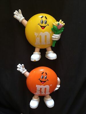 Vintage M & M Sweet Dispenser Characters • 4.99£