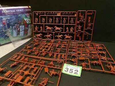 48 1/72 Samurai Army Infantry Soldiers + 6 Cavalry 4 Boxer Wars China Civil Wars • 9.99£