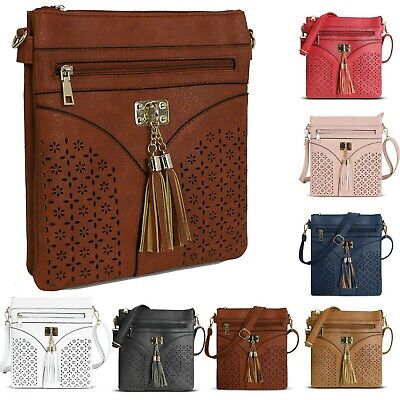 $ CDN21.15 • Buy Women's Crossbody Messenger Bag Ladies Shoulder Over Bags Detachable Handbags