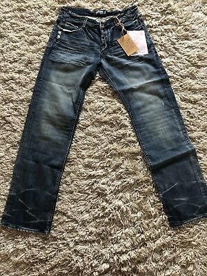 King Krash By Donwan Harrell PRPS Distressed Premiuim Japanese Denim Jeans W32 • 14.50£