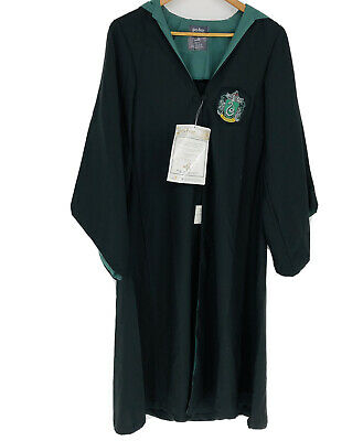 $ CDN66.71 • Buy Harry Potter Authentic Wizard Robes Cloak By Cinereplicas Slytherin Adult Large