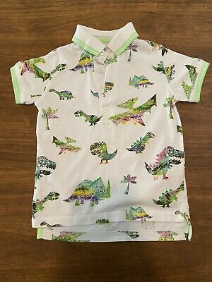Bluezoo At Debenhams Boys Age 2-3 Dinosaur Tshirt • 1£