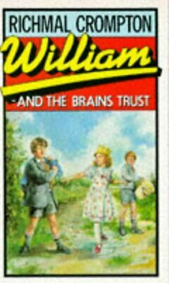 WILLIAM AND BRAINS TRUST By Richmal Crompton **Mint Condition** • 67.84£